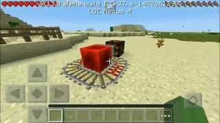 getlinkyoutube.com-★ Minecraft PE 0.13.0 Beta Gameplay (UPDATE)