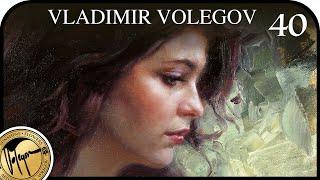 VLADIMIR VOLEGOV. Sketch. oil on canvas 30x40cm