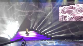 KAZAKHSTAN ISTANBUL ABU TV SONG FESTIVAL 2015