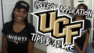 getlinkyoutube.com-I'm Going To UCF! College Application Tips + Advice