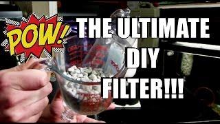 getlinkyoutube.com-HOW TO: The ULTIMATE DIY Internal Aquarium Filter!!