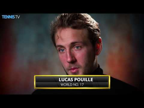 Lucas Pouille: France`s next big ATP tennis hope