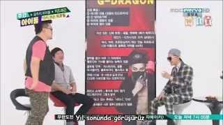 getlinkyoutube.com-Weekly Idol G-Dragon Bölüm 2 (Türkçe Altyazılı)