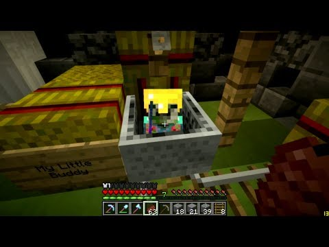 Etho MindCrack SMP - Episode 158: Cheaty Minecraft