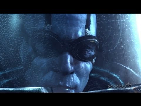 How to Beat Mr. Freeze Boss Fight - Batman: Arkham City - Gameplay Movie (PS3)