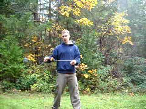 Poi Lesson -Crazy Catches