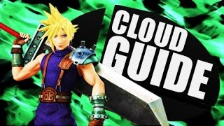 getlinkyoutube.com-Cloud Strategy Guide - Super Smash Bros. Wii U/3DS (Moveset, Combos & Tech)