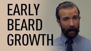 Growing a Beard From Completely Shaven | Jeff Buoncristiano