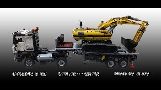 getlinkyoutube.com-Lego 42043 B PF motorized RC