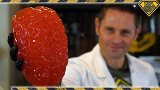 A Brain In A Silicone Mold?  Like If You Agree!