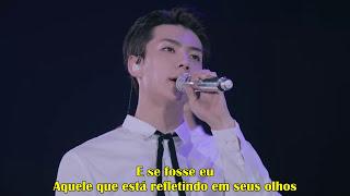 EXO - What If Legendado PT/BR (LIVE)