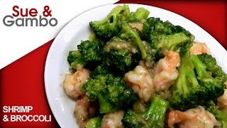 getlinkyoutube.com-Shrimp and Broccoli Stir Fry