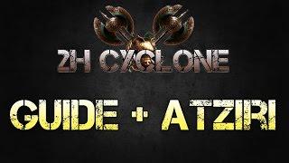 getlinkyoutube.com-Path of Exile : 2H Cyclone Build Breakdown & Atziri Run