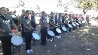 getlinkyoutube.com-Banda de Guerra Aguilas de la Universidad de los Mochis