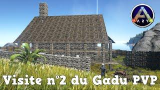 getlinkyoutube.com-GG - ARK : Survival Evolved - Visite n°2 du Gadu PVP