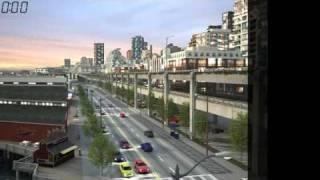 Alaskan Way Viaduct - Earthquake Simulation
