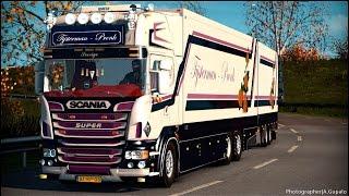 [ETS2 v1.21] Scania R500 Tijsterman + Cabin Accessories DLC