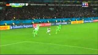 getlinkyoutube.com-Allemagne - Algérie 2014 Resumé TF1 [jejeinho]