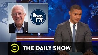 getlinkyoutube.com-The Daily Show - The Legend of Bernie Sanders