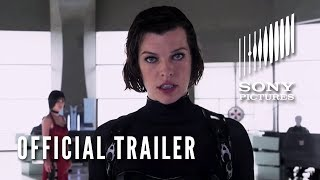 getlinkyoutube.com-RESIDENT EVIL: RETRIBUTION (3D) - Official Trailer - In Theaters 9/14