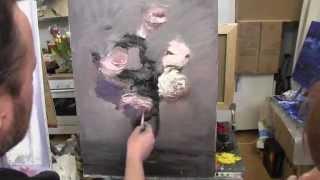 getlinkyoutube.com-Букет белых роз