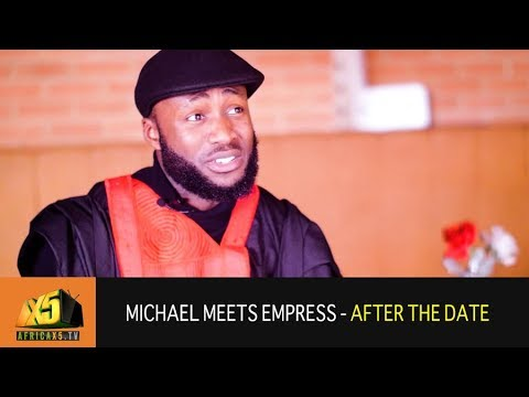 Love at First Sight - Michael Speaks about Empress (AFTER THE DATE)