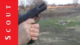 getlinkyoutube.com-Range Time : FN FNX-45 45 ACP Shootout! - Scout Tactical