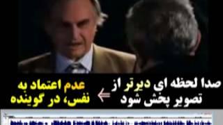 55) مصاحبه شیطانی - من خدا هستم - I am God