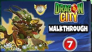 getlinkyoutube.com-Dragon City - High Entity Dragon [Walkthrough Completed | Lap 7]