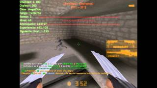 getlinkyoutube.com-Counter Strike 1.6 Zombie Infections Levels