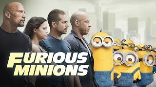 getlinkyoutube.com-Furious Minions - Minions Invade The Fast & The Furious (2015) HD