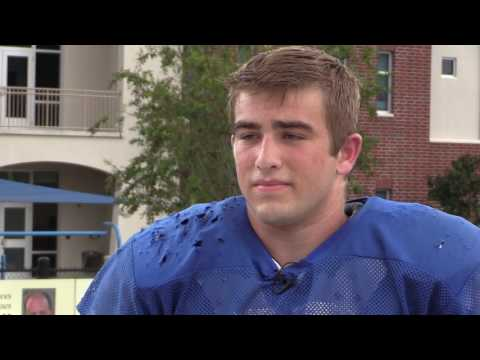 Athlete Spotlight: Logan Mason from Lakeland Christian High School