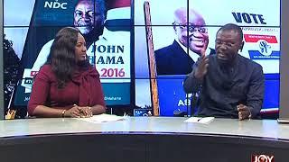 2020 Elections - The Pulse on JoyNews (7-12-17)