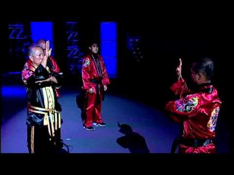 2011 ATA World Championships:  Grand Master Inaugural Ceremony - Songahm Taekwondo