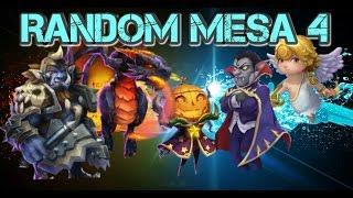 getlinkyoutube.com-Castle Clash Random Mesa 4!