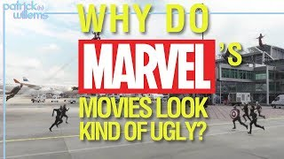 getlinkyoutube.com-Why Do Marvel's Movies Look Kind of Ugly? (video essay)