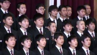 getlinkyoutube.com-「空~ぼくらの第2章」西根中学校卒業式