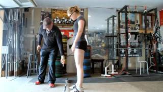 "getlinkyoutube.com-CrossFit - ""Correcting Issues With The Burgener Warm-up"" with Coach Mike Burgener"