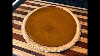 Pumpkin Pie - You Suck at Cooking (episode 68) width=