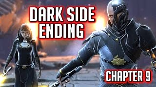 getlinkyoutube.com-SWTOR KOTET ► Chapter 9 Dark Side Ending - Everyone's Dead, The Outlander is a Dictator