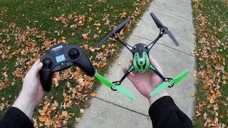 getlinkyoutube.com-LaTrax Alias Quadcopter - Maiden Flight (with On-The-Fly Review Commentary)