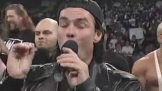 getlinkyoutube.com-WCW/nWo Monday Night Nitro nWo Attack Sting And Macho Man Randy Savage