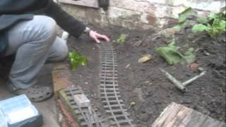 getlinkyoutube.com-How not to Garden Railway ep 2 Fixing down