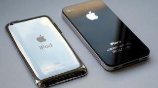 getlinkyoutube.com-Из айфона 4 - айпод или обход блокировки активации(iPhone 4 to make iPods or bypass activation lock)
