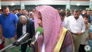 getlinkyoutube.com-صلاة العشاء السبت ٤ شوال ١٤٣٧هـ للشيخ صالح آل طالب بمسجد جورا في ألبانيا