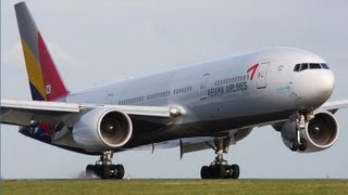 getlinkyoutube.com-【航空事故の瞬間12】アシアナ航空214便 着陸失敗事故 ATC交信音声記録 2013年7月6日 (飛行機事故/air crash) Boeing 777