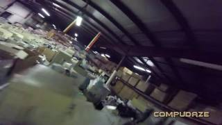getlinkyoutube.com-Warehouse Takeover - FPV Drone Racing