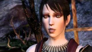 getlinkyoutube.com-Dragon Age-Morrigan´s angry kiss