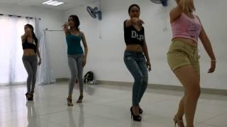 THREE SEXY DANCE BY ASHLEY