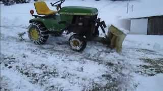 getlinkyoutube.com-Moving Tractors And Plowing Snow